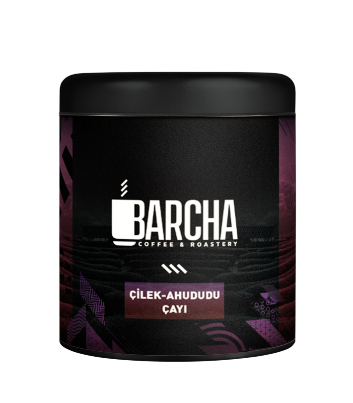 Barcha Çilek-Ahududu Meyve Çayı 150 gr