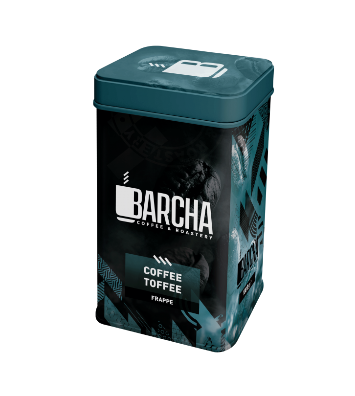 Barcha Coffee Toffee Frappe 1000 Gr