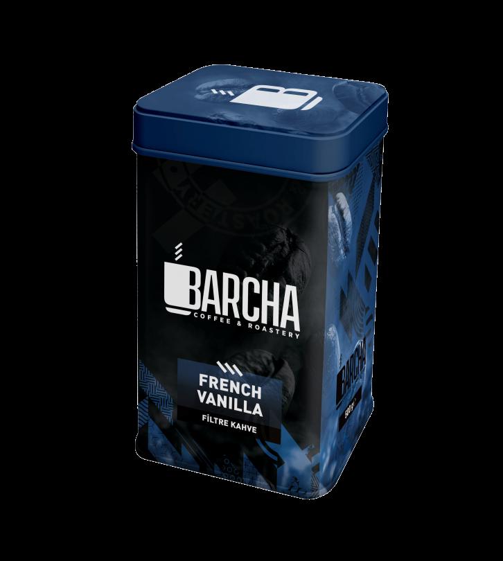 Barcha French Vanilya Aromalı Kahve 500 Gr
