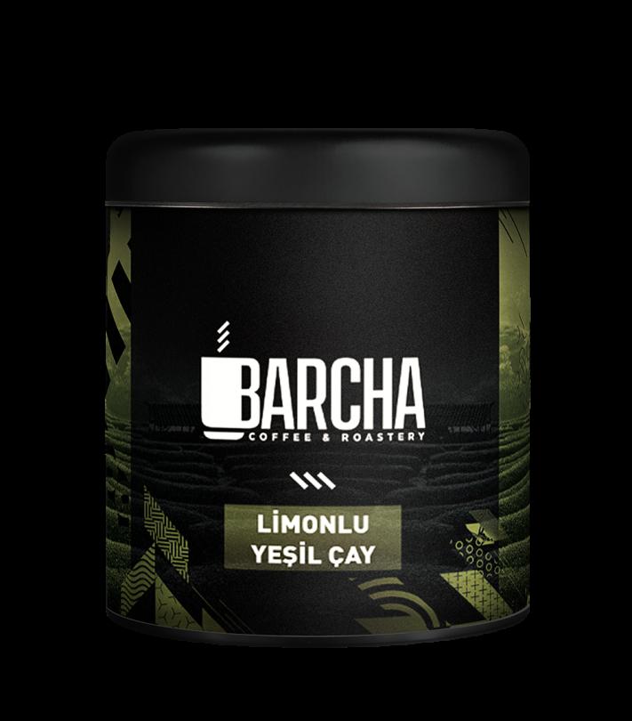 Barcha Limonlu Yeşil Çay 125 gr