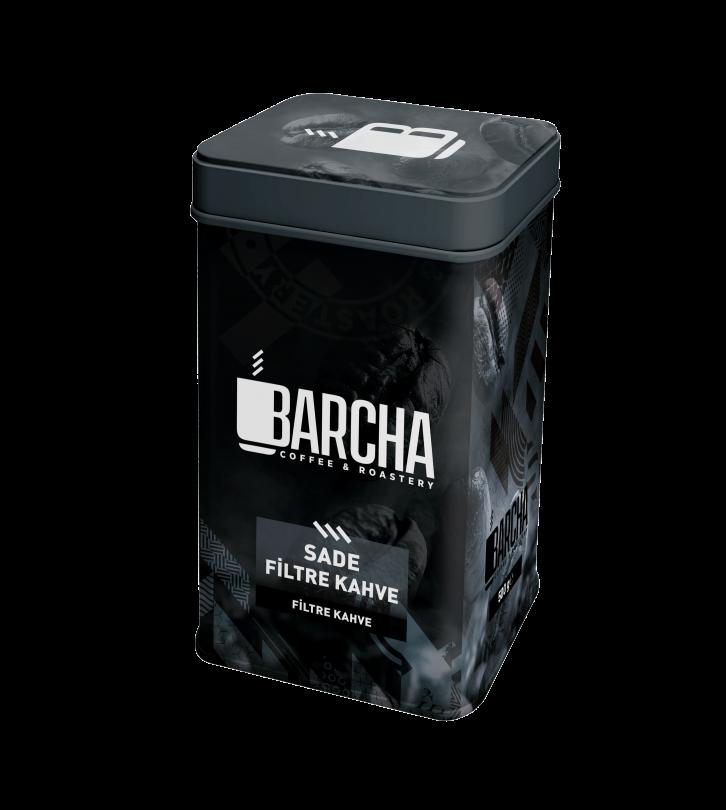 Barcha Sade Filtre Kahve 500 Gr