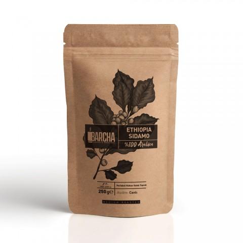 Barcha Ethiopia Sidamo Filtre Kahve 250 Gr