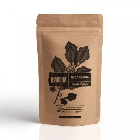Barcha Nicaragua Filtre Kahve 250 Gr
