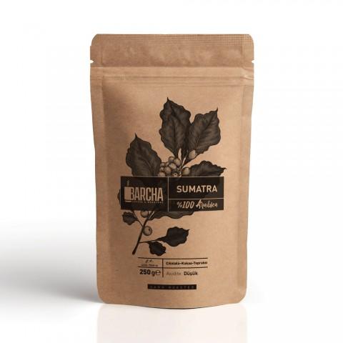 Barcha Sumatra Çekirdek Filtre Kahve 250 Gr
