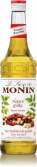 Monin Syrup Roasted Hazelnut - Kavrulmuş Fındık