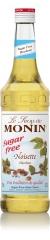 Monin Syrup Sugar Free Hazelnut - Şekersiz Fındık