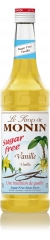 Monin Syrup Sugar Free Vanilla - Şekersiz Vanilya